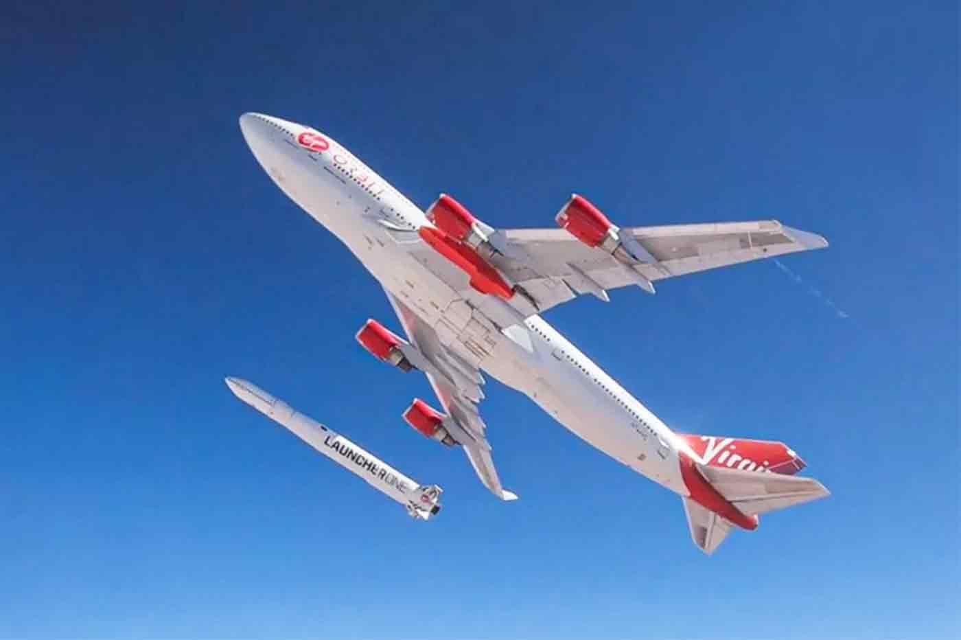 Virgin Orbit échoue à son premier test destiné au lancement d'une fusée