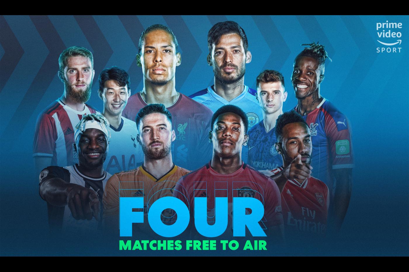 33 des 92 rencontres restantes diffusées en clair — Premier League