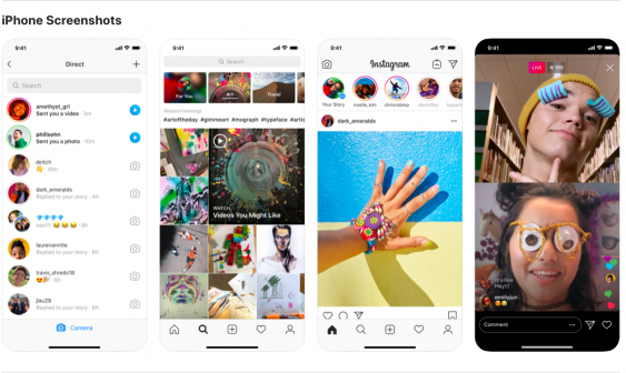 Télécharger Instagram (gratuit) sur iPhone et Android