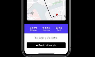 Connexion avec Apple sur une App Clip