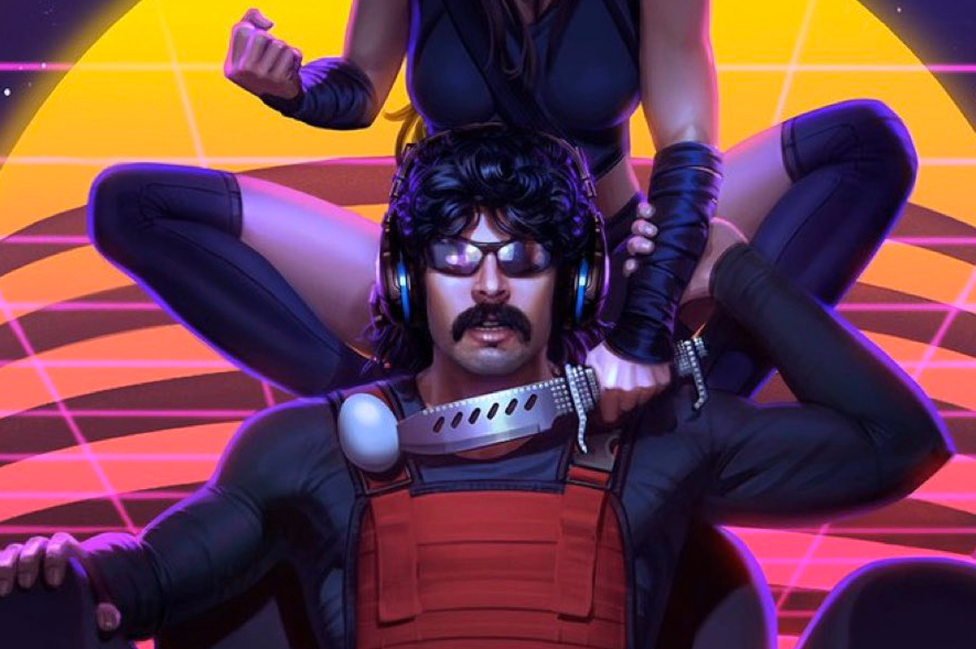 Twitch Dr Disrespect