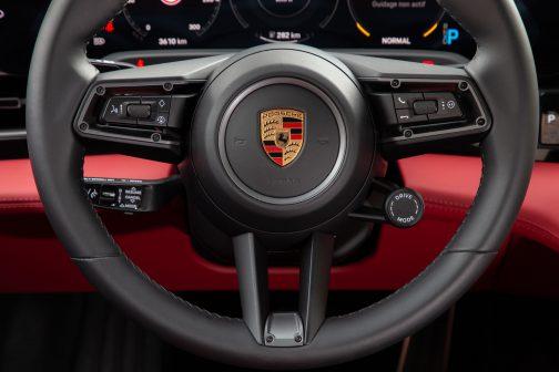 Intérieur Porsche Taycan