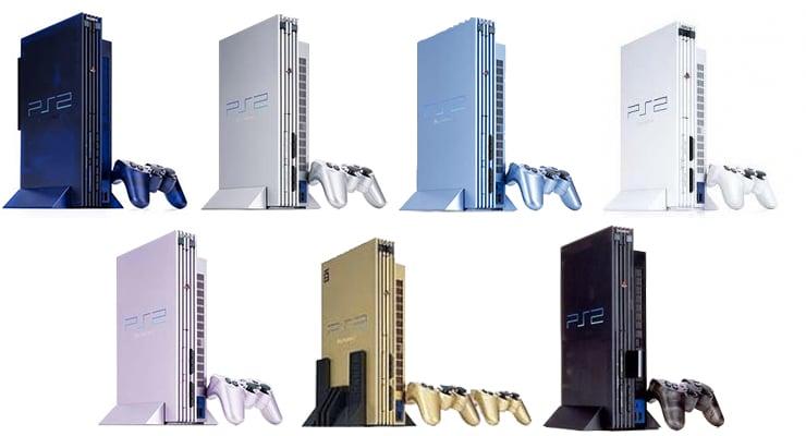 PS2 édition limitée