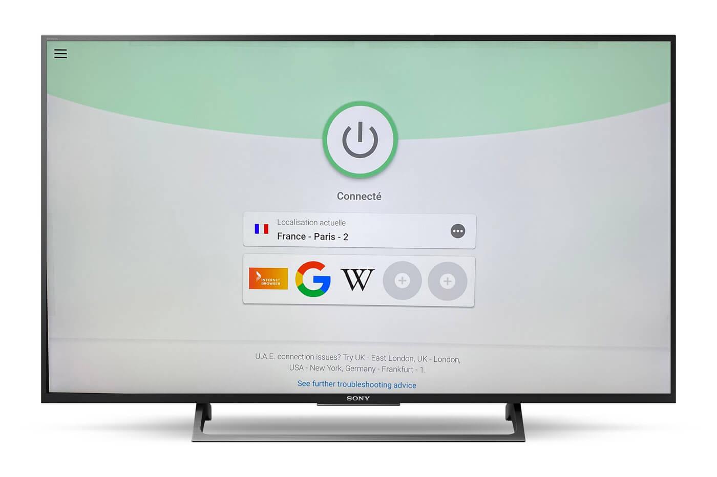 ExpressVPN Smart TV