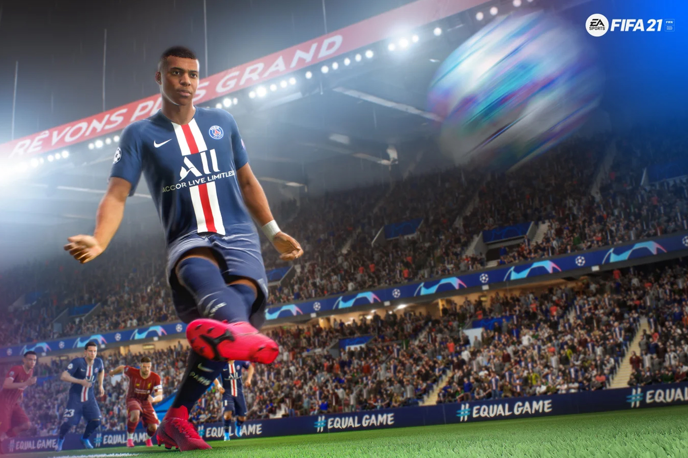 FIFA 21 gratuit Xbox PS5