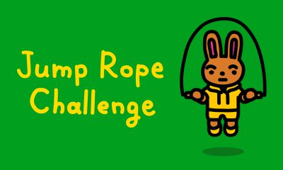 Jump Rope Challenge Nintendo Switch