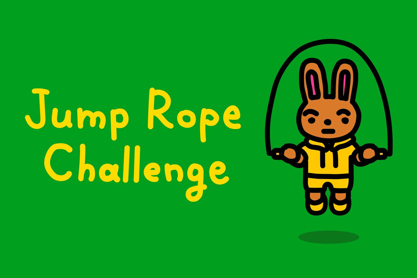 Jump Rope Challenge Nintendo Switch
