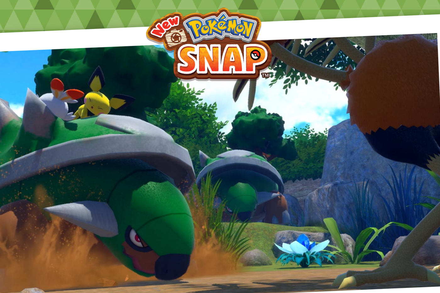 New Pokémon Snap Nintendo Switch