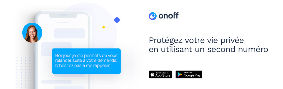 Application OnOff Bouygues Telecom
