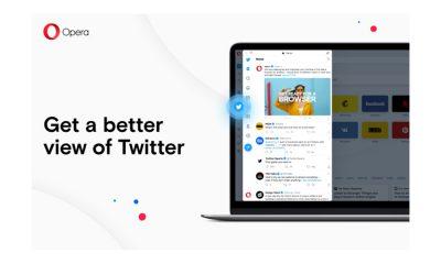 Opera 69 Twitter