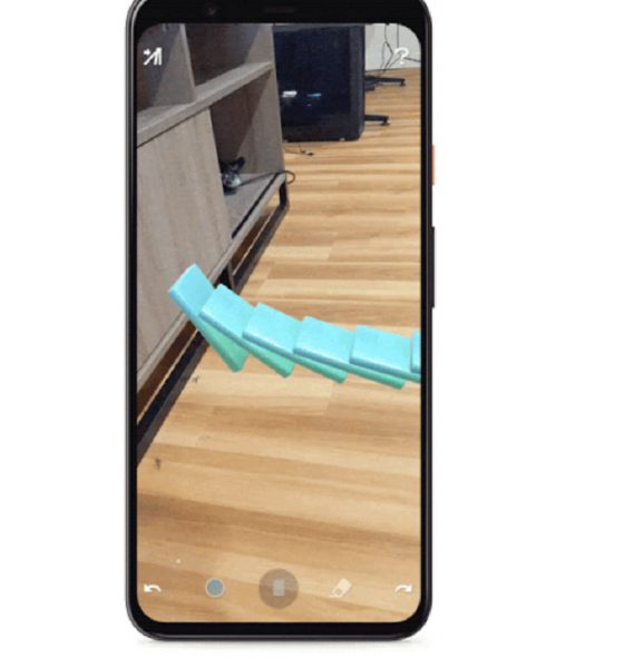 Réalité augmentée sur Android