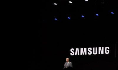 Samsung au CES 2020 de Las Vegas