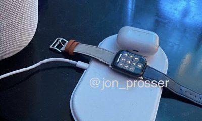 Dans une publication sur Twitter, Jon Prosser affirme que c'est un prototype pour le remplaçant d'AirPower