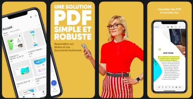 Télécharger Adobe Acrobat Reader