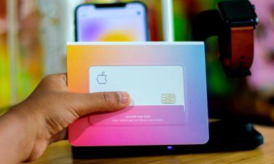 Apple Card Avantages