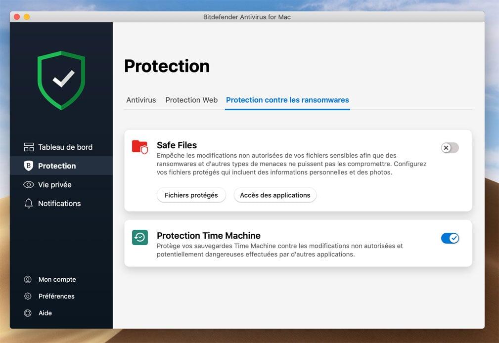 Bitdefender protection ransomware