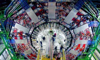 CERN accélérateur de particules