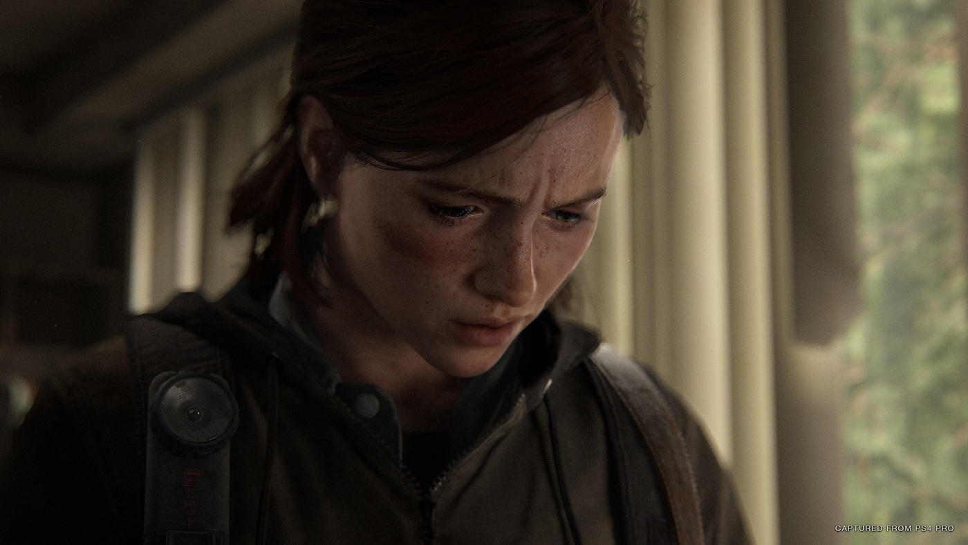 The Last Of Us Part II - Ellie