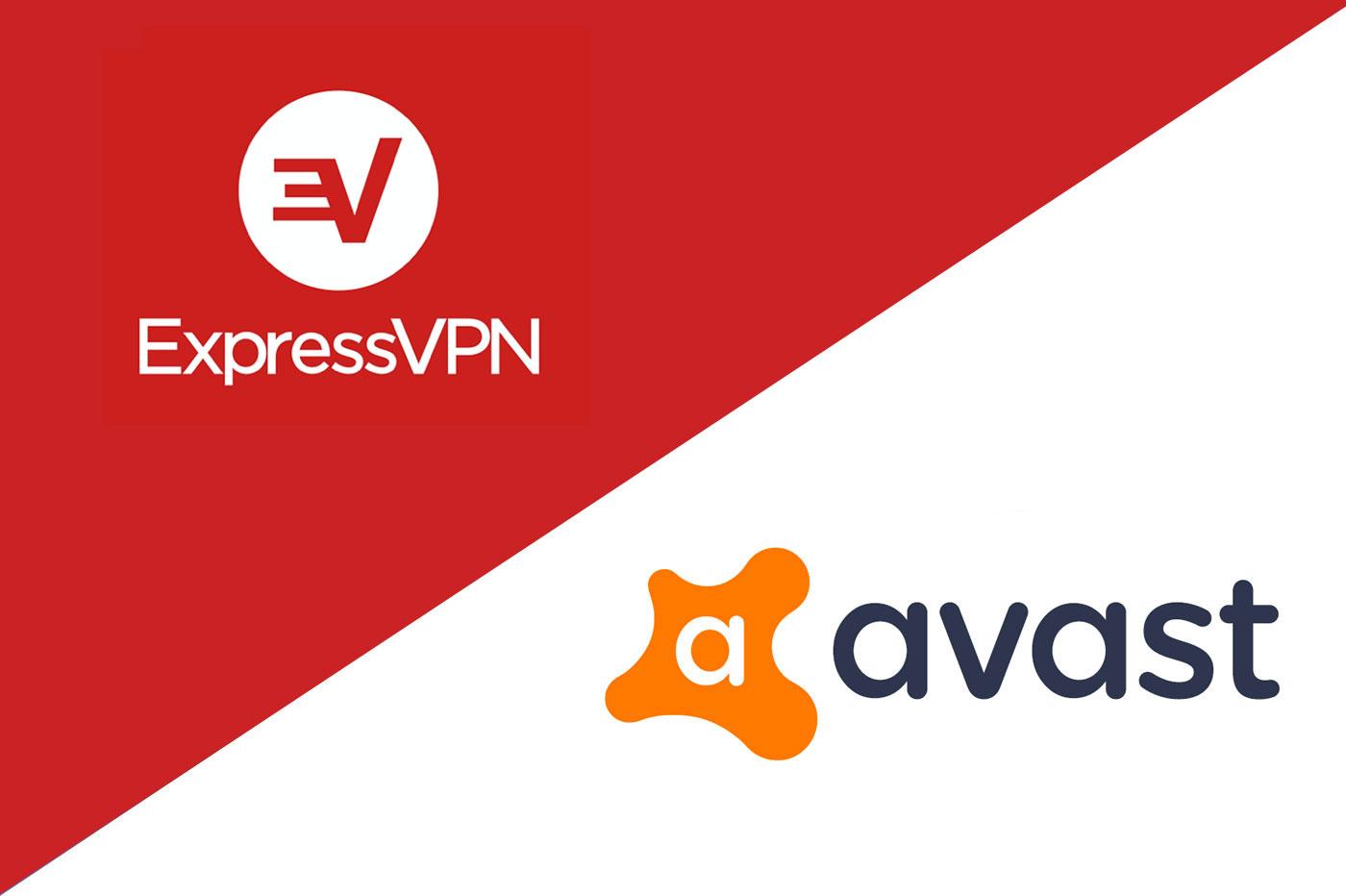 ExpressVPN vs Avast VPN