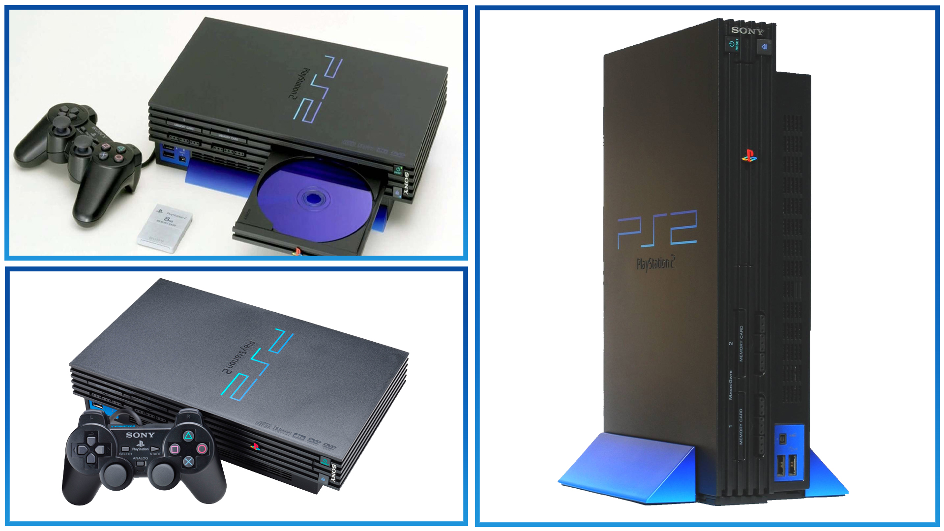 Fiche PS2 - PlayStation 2