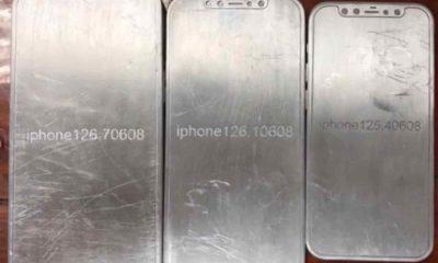 iPhone 12 moules fuite