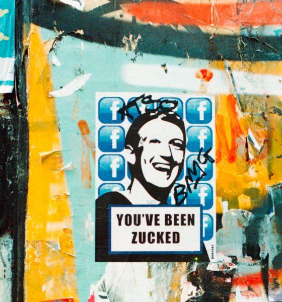Manifestation Facebook Zuckerberg