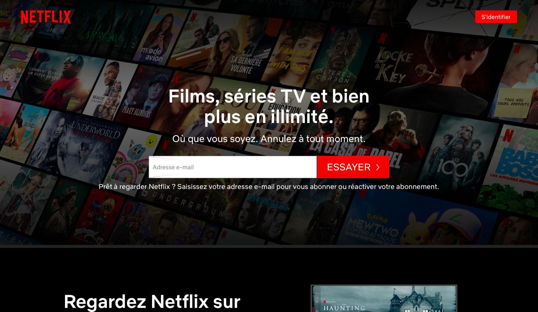 Netflix teste une fonction qu'attendent tous ceux qui s'endorment devant leur écran