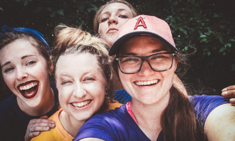 selfie de groupe