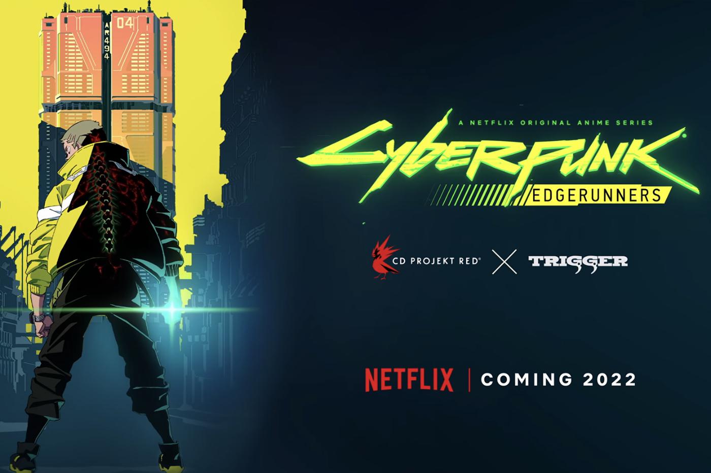 CyberPunk 2077 - Une nouvelle bande annonce et une série Netflix