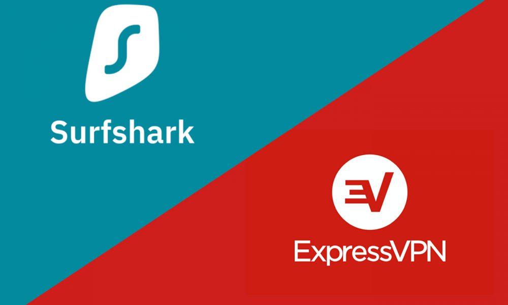 Comparatif Surfshark Expressvpn