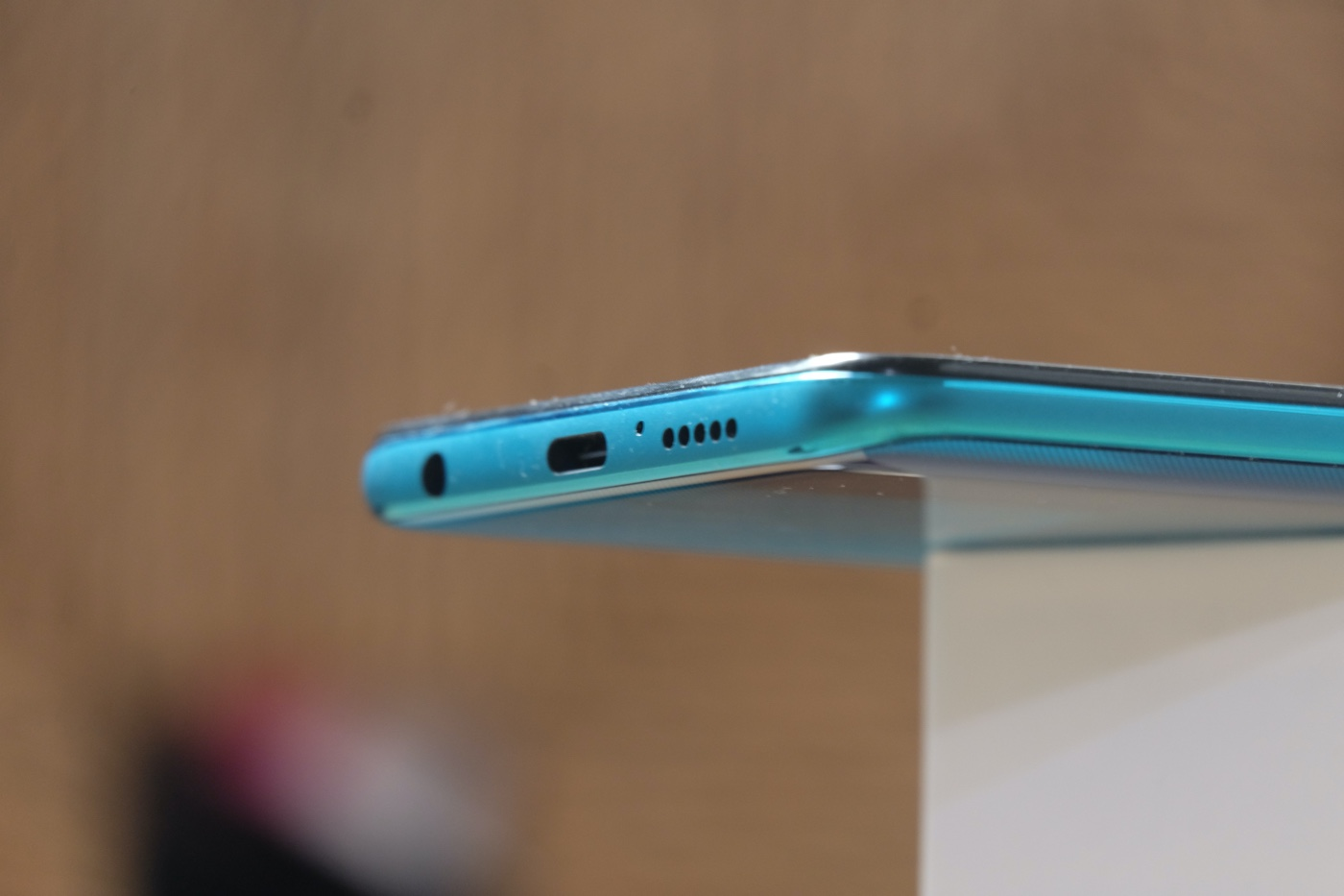 Xiaomi Redmi Note 9 Pro recharge test