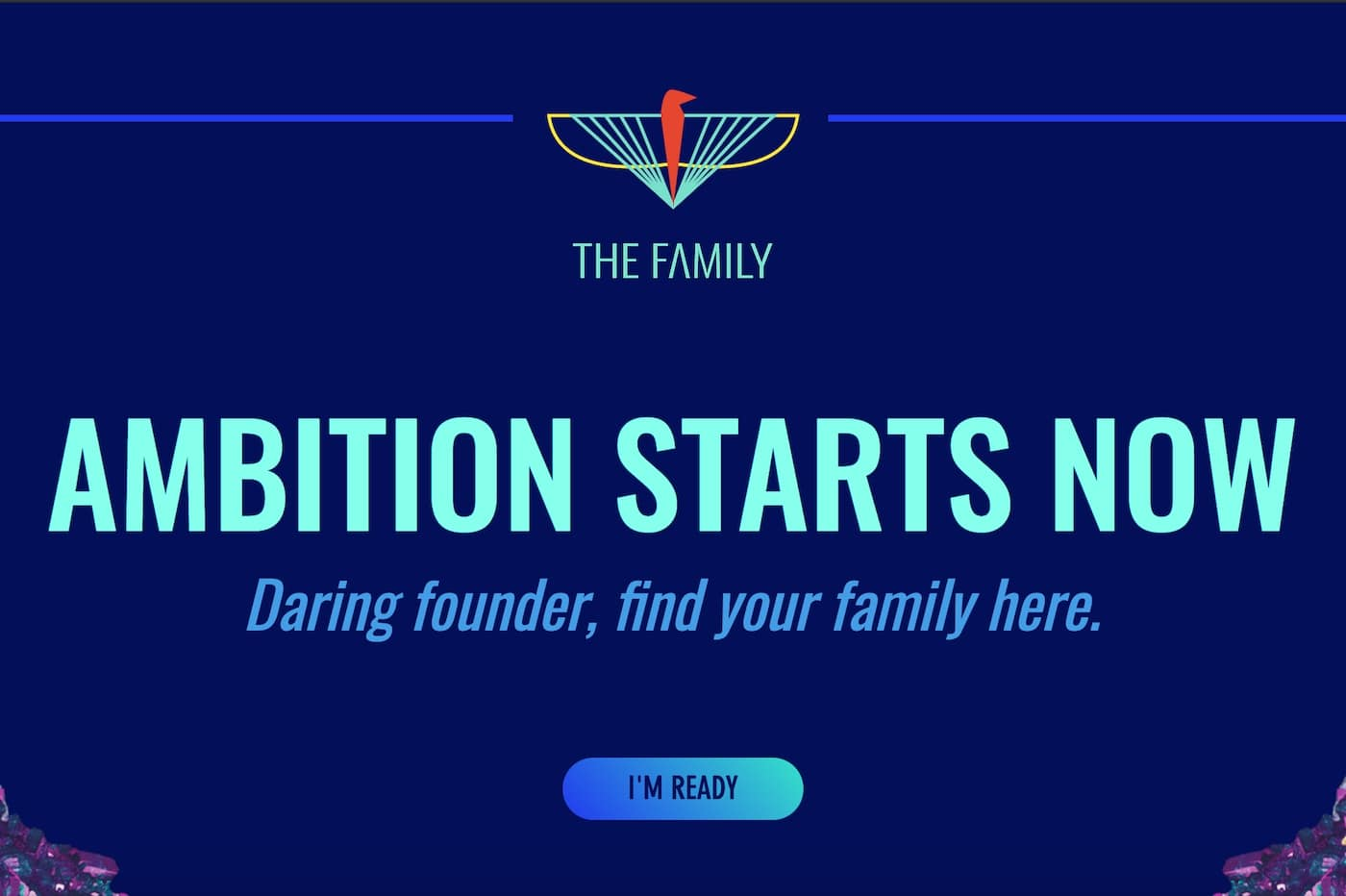 The Family Startup