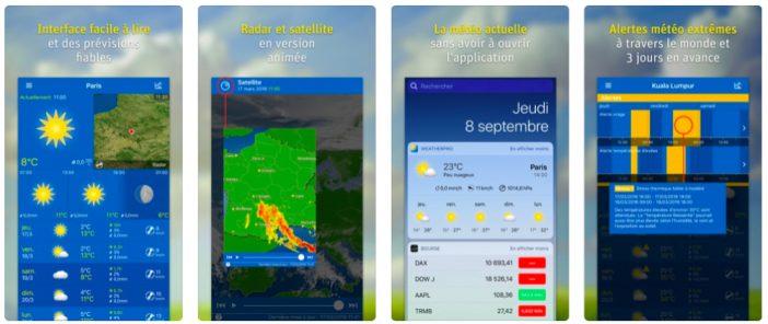 Télécharger WeatherPro
