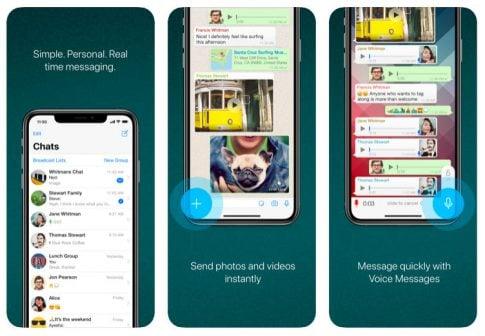 télécharger WhatsApp (gratuit) sur iPhone et Android