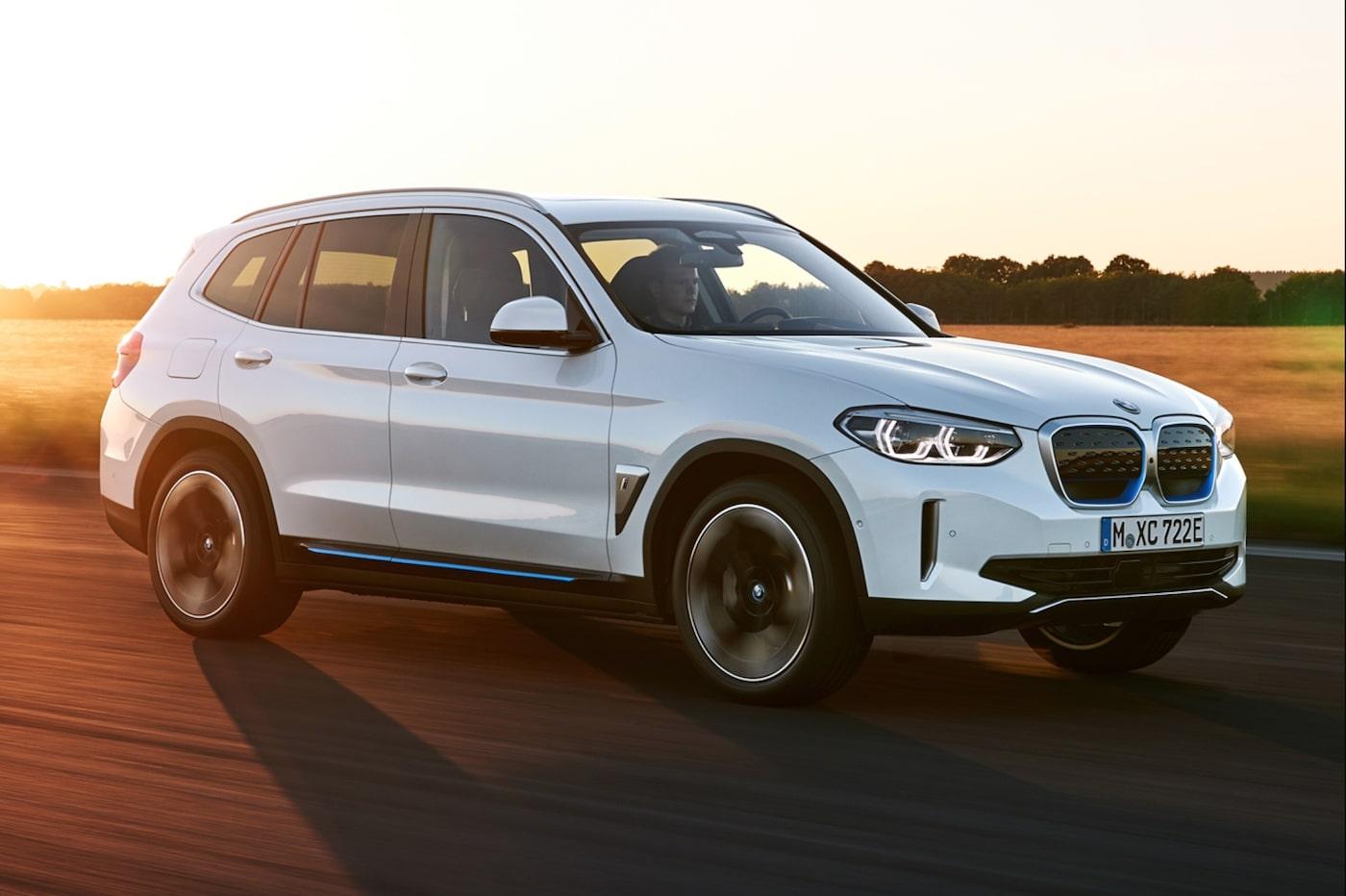 BMW iX3 : toutes les infos sur la version de série