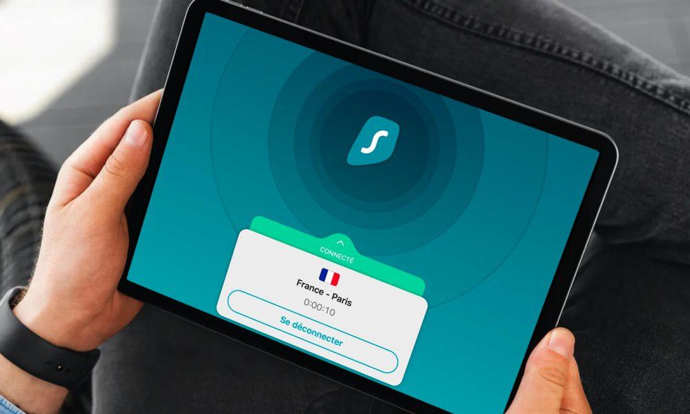 Bon plan offre VPN Surfshark