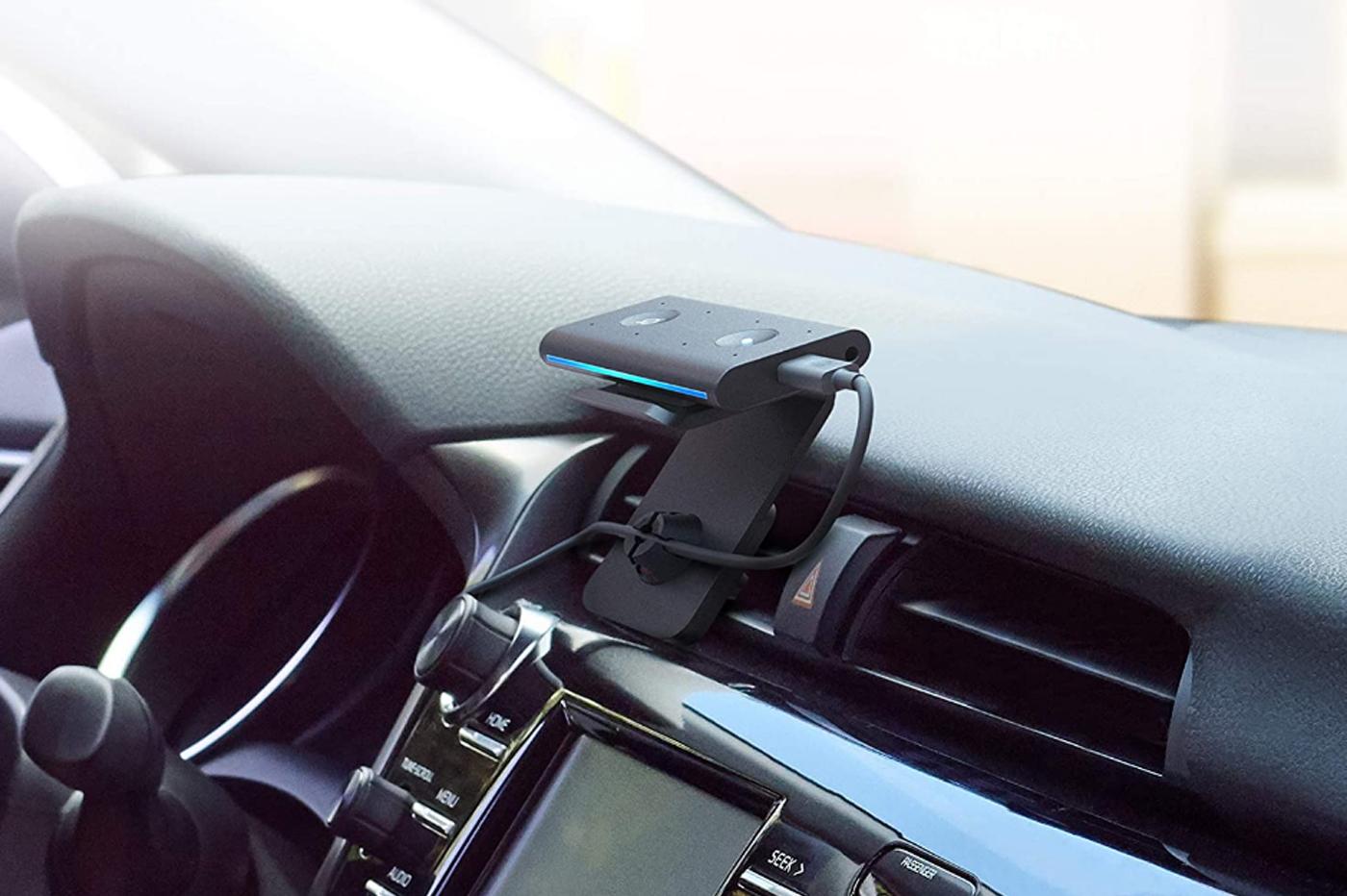 Alexa dans votre voiture pour moins de 60 euros