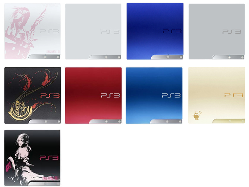 PS3 Slim Collector