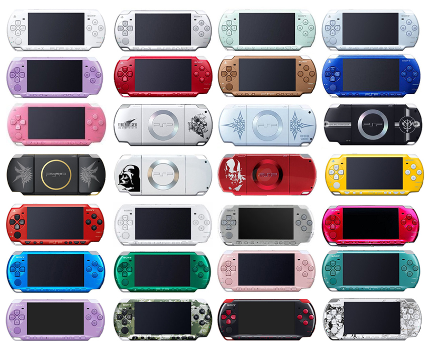 PSP Collectors
