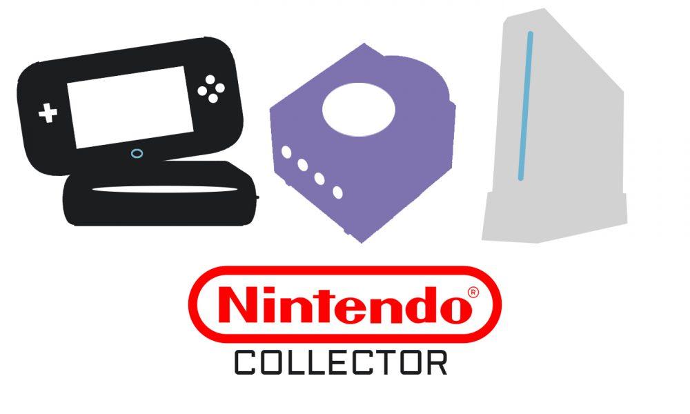 Consoles Salon Nintendo Collectors