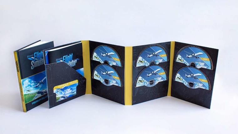 Flight Simulator 10 DVD