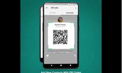 Les codes QR sur WhatsApp