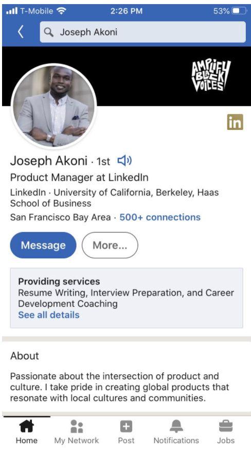 LinkedIn Prononciation