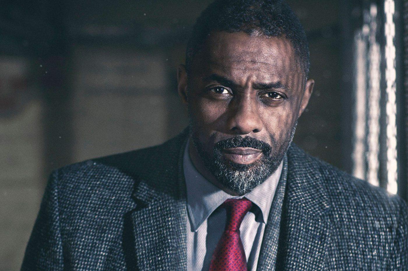 Luther série