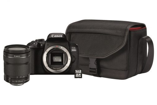 Pack Canon EOS 800D - Objectif 18-135 mm