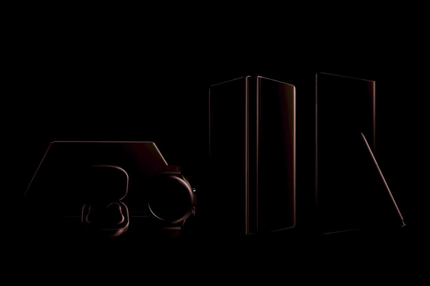 Teaser publié par Samsung