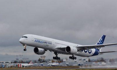 Avion autonome d'Airbus