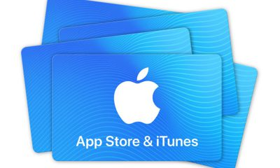 Apple iTunes carte cadeau