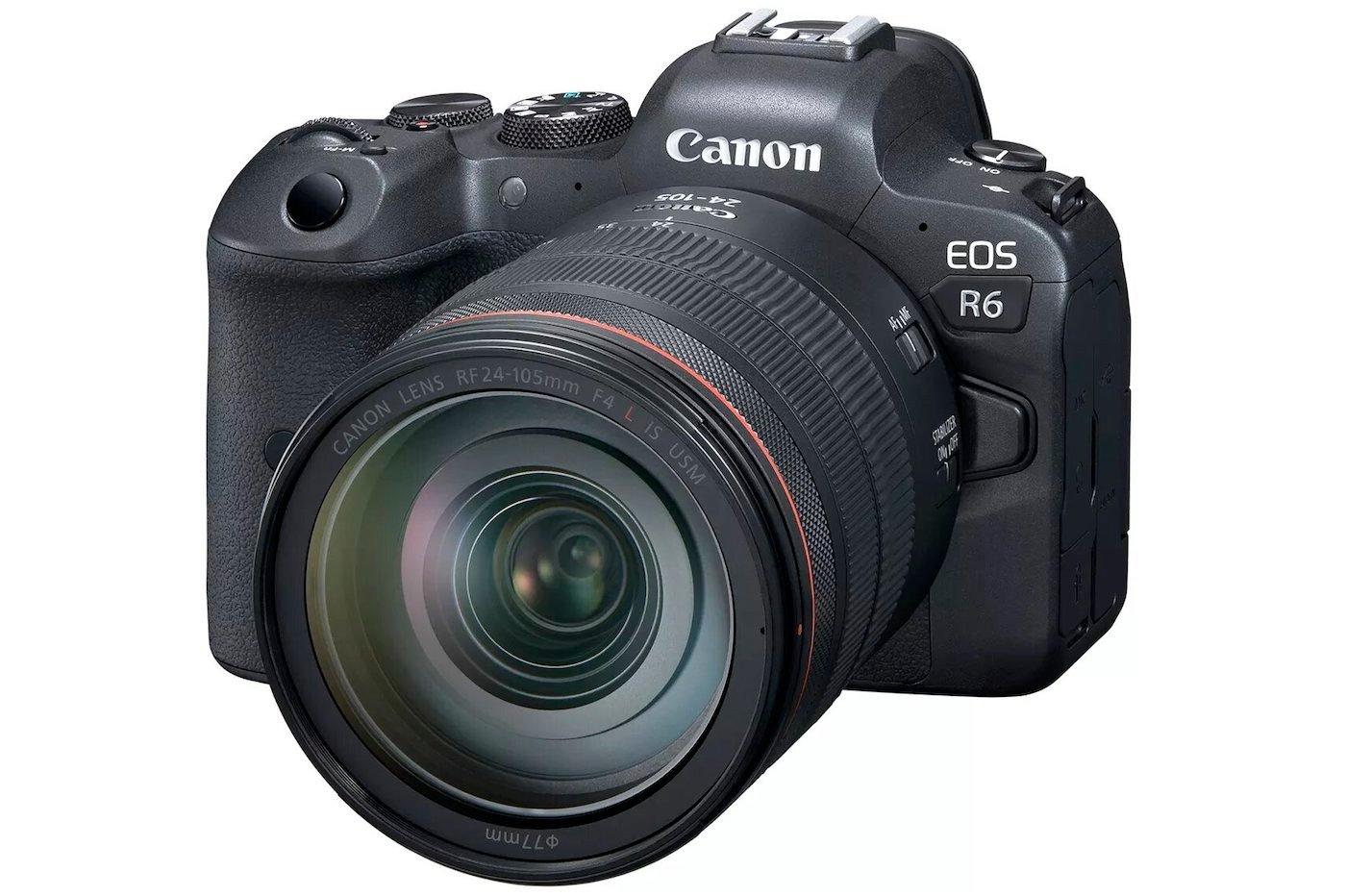 Canon EOS R6 2020