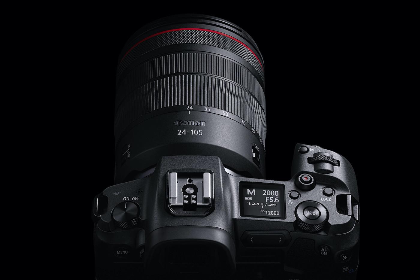 Canon EOS R5 2020